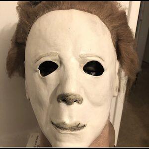 Michael Myers Halloween 2 Mask NWT